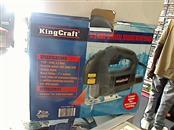 KING CRAFT Hand Tool PENDULUM ACTION VARIABLE SPEED JIGSAW